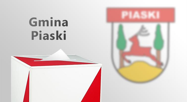 Wybory w Piaskach