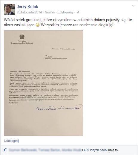 Jerzy Kulak FB