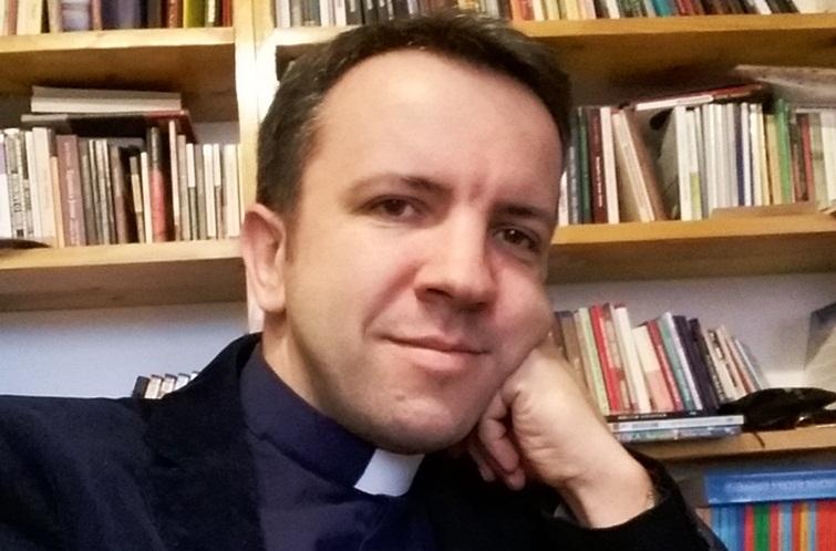 Ksiądz Damian Stachowiak